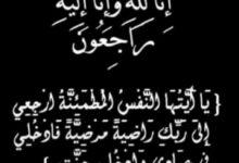 """Photo of شريف محمد حرمه يعزي نيابة عن""""موقع كيفه الآن""""في وفاة المغفور له بإذن الله سيد ول الحبيب (الداد)"""
