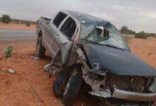 Photo of حادث  سير علي طريق الأمل
