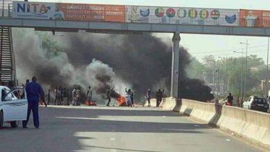 Photo of النيجر أعمال العنف و الشغب بعد إعلان نجاح بوعزوم
