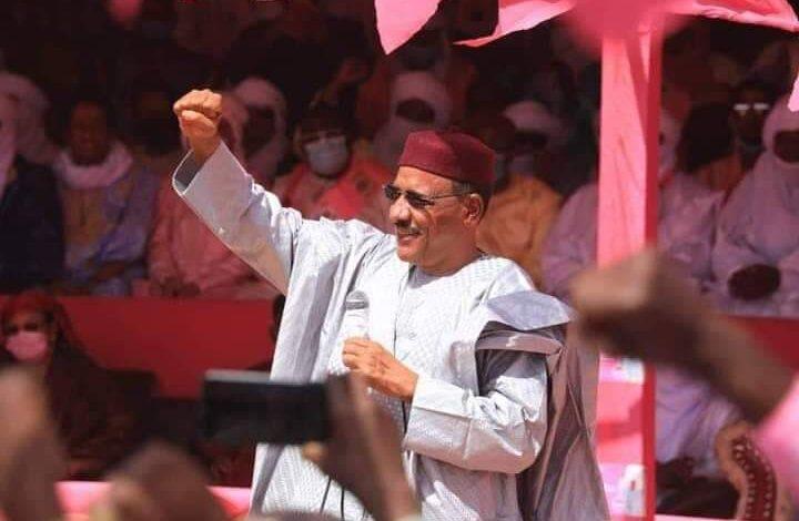 Photo of بازوم يتعهد بأن يكون رئيسا لكل النيجريين.