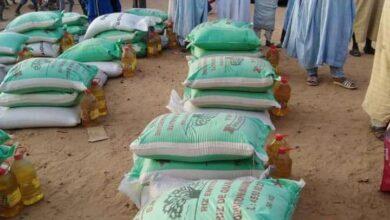 Photo of مفوضية الأمن الغذائي عملية توزيع لصالح 169 أسرة في قرية وابنده التابعة لبلدية بوگي