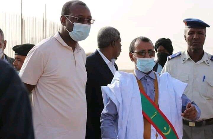 Photo of كواليس زيارة معالي وزير المياه لمدينة لعيون