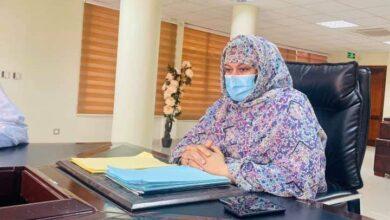 Photo of معالي وزيرة التجارة والصناعة والسياحة في لقاء مع ممثلي اتحادية المخابز