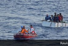Photo of إنقاذ 181 مهاجراً في عمليتين منفصلتين قبالة السواحل الليبية