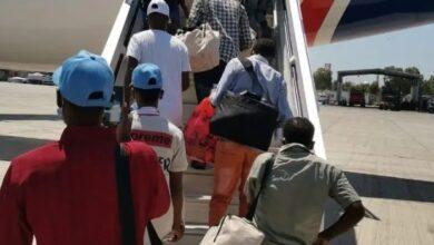 Photo of التحالف: تسهيل عملية نقل 160 مهاجرا إفريقيا جوا من اليمن