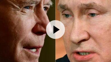 "Photo of بايدن يتهم بوتين بأنه ""قاتل"" وموسكو تستدعي سفيرها لدى الولايات المتحدة للتشاور"